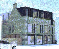 Revised proposal for redevelopment of 